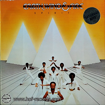 Earth,Wind & Fire - Spirit 1976 1lp