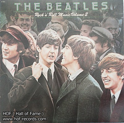 The Beatles - Rock'n'Roll Music Volume 2 _1 LP
