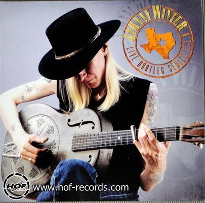 johnny winter - live bootleg series vol 8 2lp