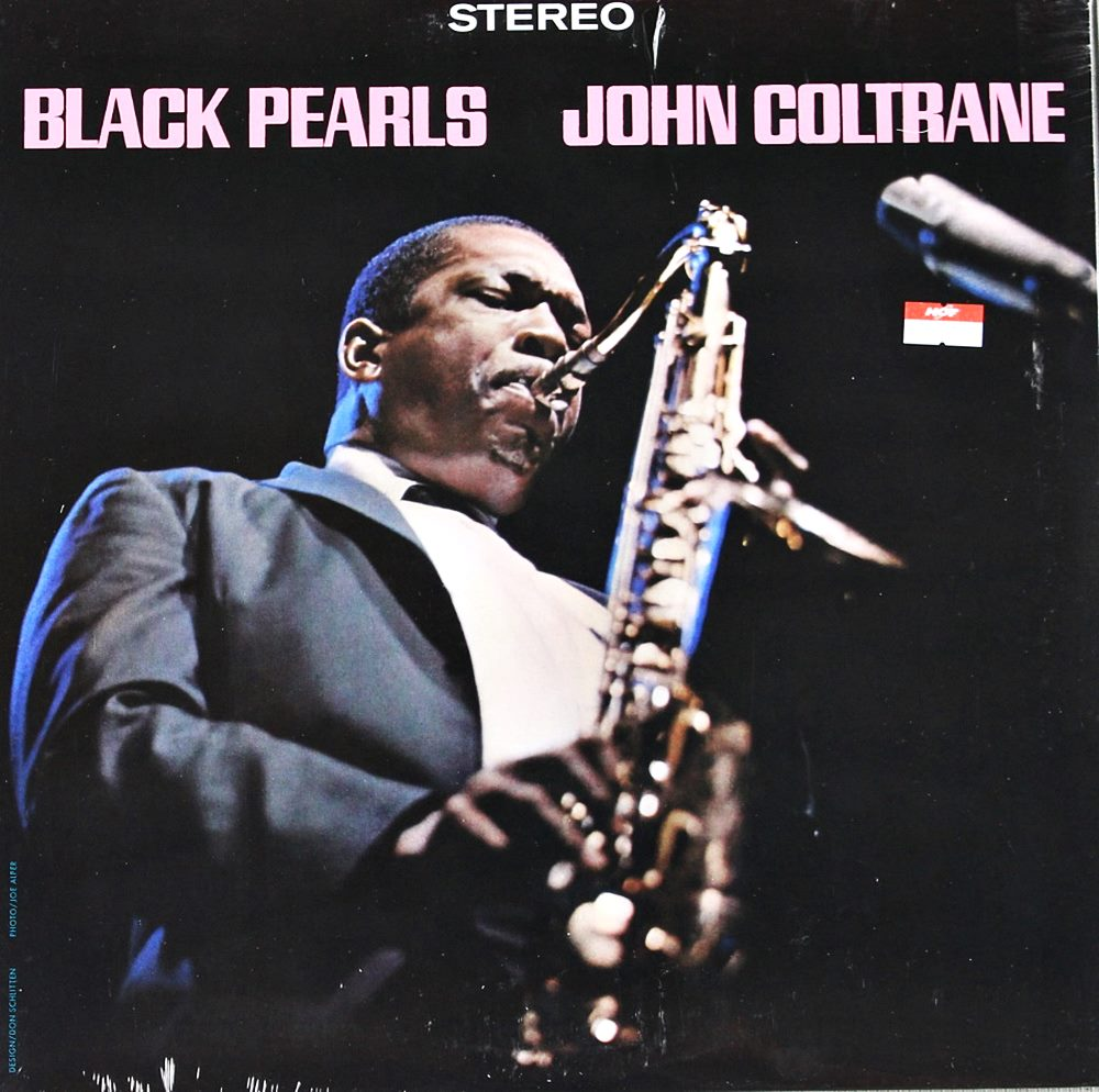 John Coltrane - Black Pearls 1lp NEW