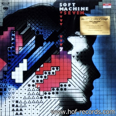 Soft Machine - Seven 1Lp N.