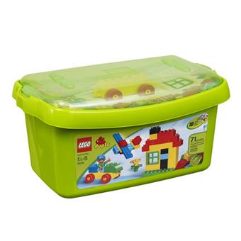 ชุดตัวต่อ LEGO DUPLO LARGE BRICK BOX 205506 [ส่งฟรี]