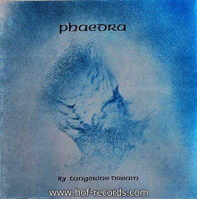 Tangerine Dream - Phaedra 1973
