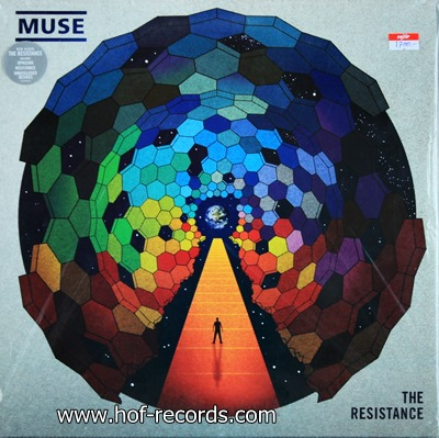 Muse - The Resistance 2lp 2009 N.