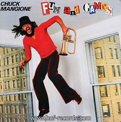 Chuck Mangione - Fun And Games 1980