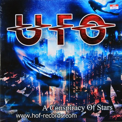UFO - A Conspiracy Of Stars 2lp N.