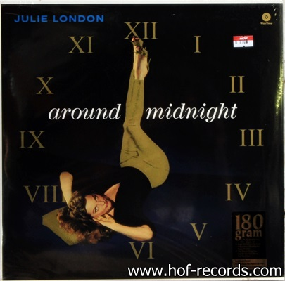 Julie London - Around Midnight 1Lp N.