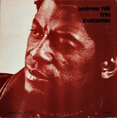 Andrew Hill - Trio Invitation 1974