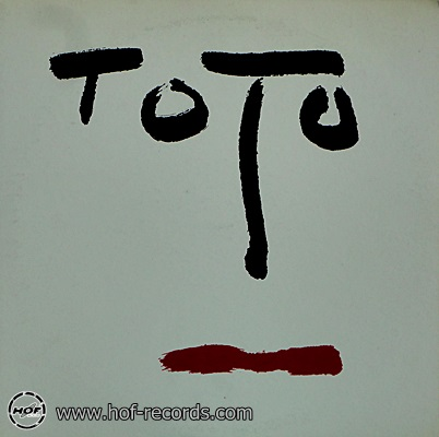 TOTO - Turn Back 1981 1lp