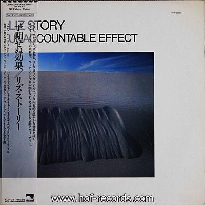 Liz Story - Unaccountable Effect 1985
