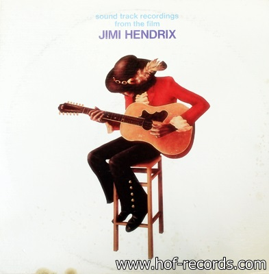 Jimi Hendrix - Sound Track Records 2 Lp