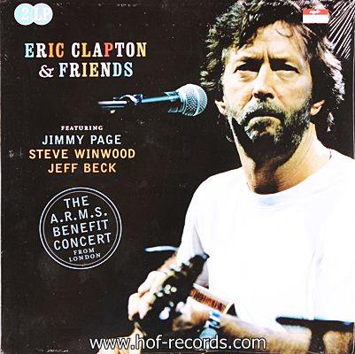 Eric Clapton - The A.R.M.S. Benefit Concert 2lp
