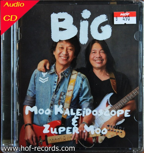 CD Big Moo Kaleidoscope & Zuper Moo *New