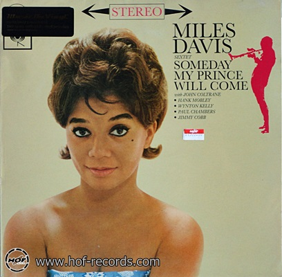 Miles Davis - Someday My Prince Will Come (Ost) 1lp NEW