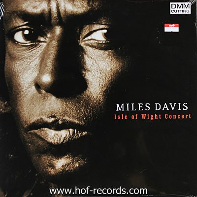 Miles Davis - Isle Of Wight Concert 1lp N.
