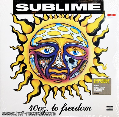 Sublime - 40 oz. To Freedom 2Lp N.