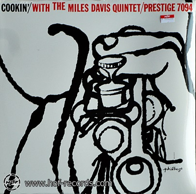 Miles Davis - Cookin 1lp NEW