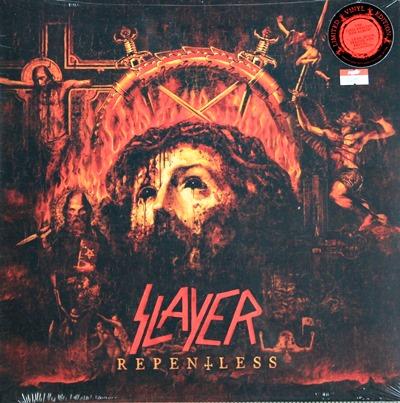 Slayer - Repentless 1Lp N.