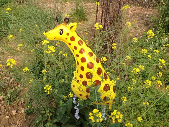 Giraffe Walking Balloons - ยีราฟบอลลูน / Item No. TL-K019
