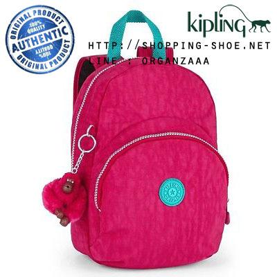 Kipling Jaque Toddlers Backpack - Flamboyant Pink C (Belgium)