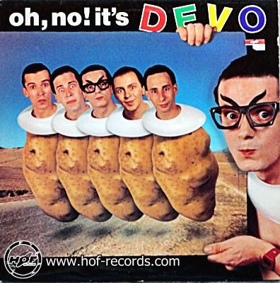 Devo - Oh,no It's 1 Lp