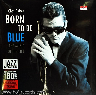 Chet Baker - Born To Be Blue 1Lp N.