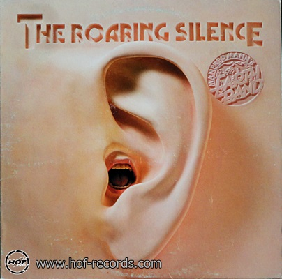 Manfred Mann's Earth Band - The Roaring Silence 1976 1lp