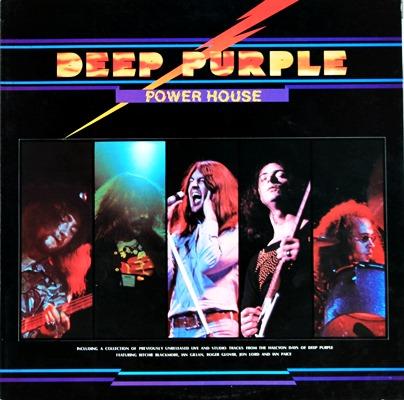 Deep Purple - Power House 1977