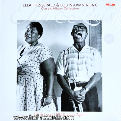 Ella Fitzgerald & Louis Armstrong - Classic Album Collection 2lp N.