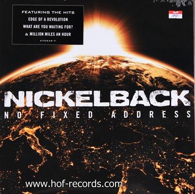 Nickelback - No Fixed Address N.
