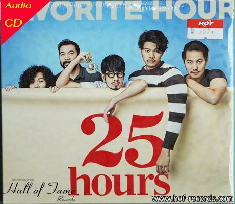 CD 25 hours - Favorite Hour +EMS-50