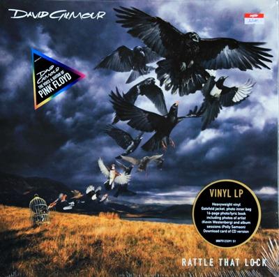 David Gilmour - Rattle That Lock 1Lp N.