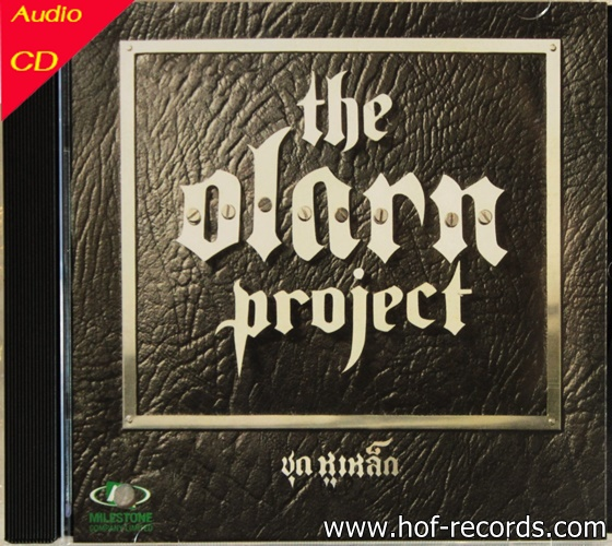CD The Olarn Project ชุดหูเหล็ก