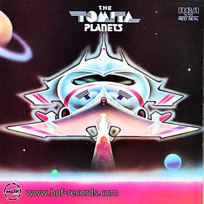 Tomita - Planets 1976 1lp