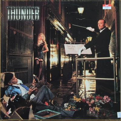 Thunder - Back Street Symphony 1990