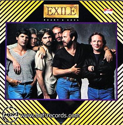 Exile - Heart & Soul 1 LP