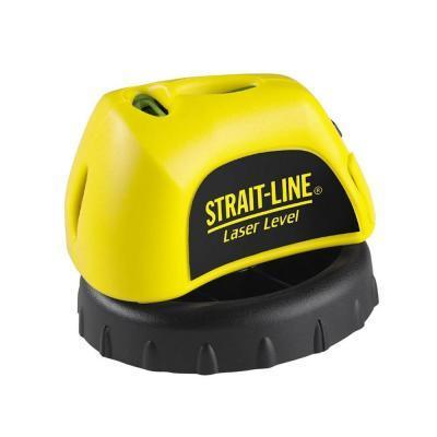 TOOL001 เลเซอร์มาร์คแนวระนาบ และ ตั้งฉาก STRAIT-LINE Laser Level 30 Hands Free 30 ft 360 degrees