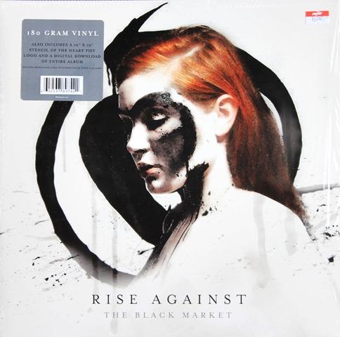 Rise Against - The Black Market 1lp N.