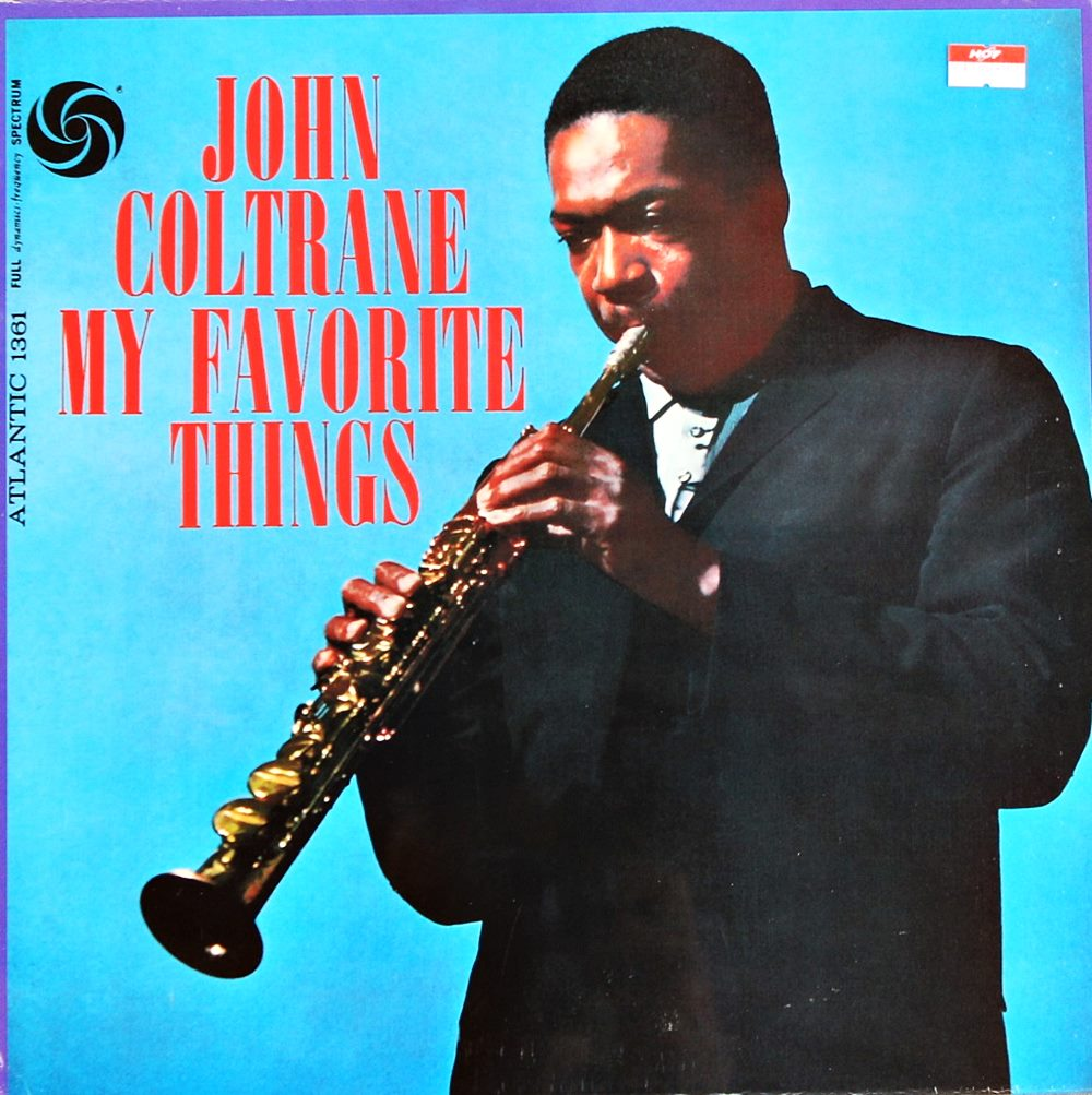 John Coltrane - My Favorite Things 1lp NEW