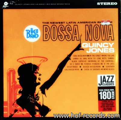 Quincy Jones - Bossa Nova 1Lp N.