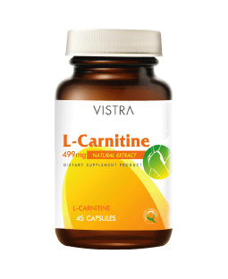 Vistra L-Carnitine : Likevitamin.net