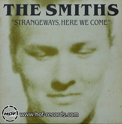 The Smiths - Strangways , Here we come 1 LP N.