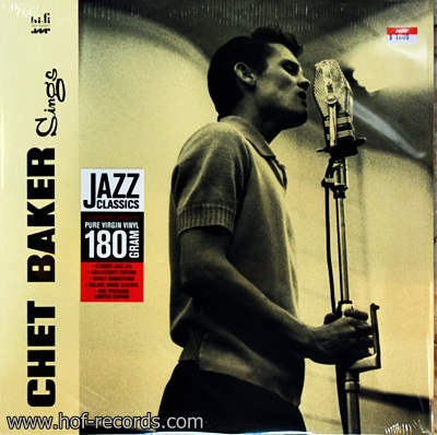 Chet Baker - Sings 1Lp N.
