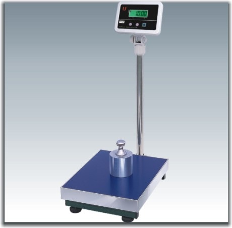 BAL065: เครื่องชั่งดิจิตอล Digital Scale TZ platform scale TZ1-600 เครื่องชั่ง 600kg ความละเอียด 50g