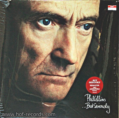 Phil Collins - ...But Seriously 2Lp N.
