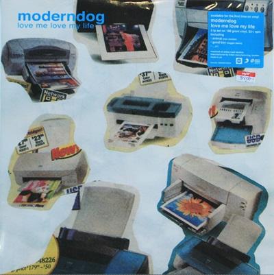 Moderndog - Love Me Love My Life 2Lp