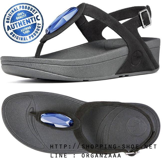 Fitflop Chada Sandal Black ของแท้ นำเข้าจาก USA และ UK