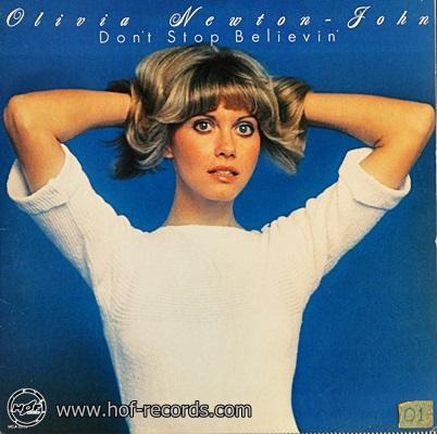 Olivia Newton-John - Don't Stop Believin 1976 1lp