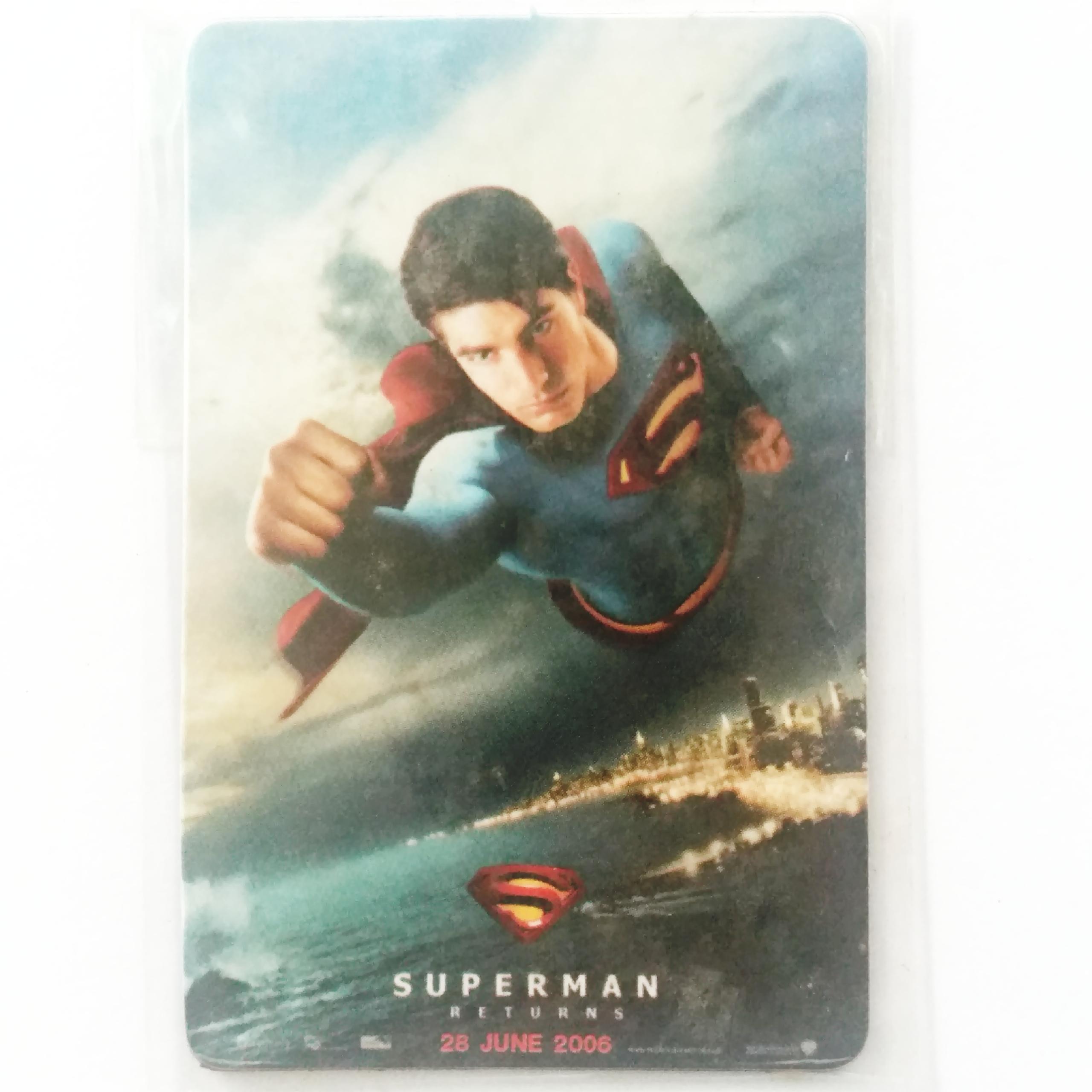 SUPERMAN : RETURNS, 2006