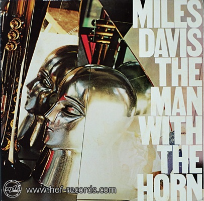 Miles Davis - The Man With The Horn 1lp